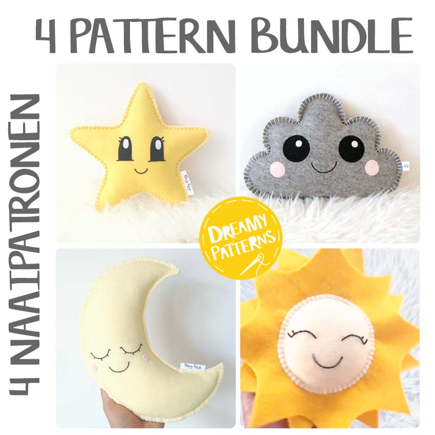 4 pattern bundle